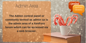 What is: Admin Control Panel